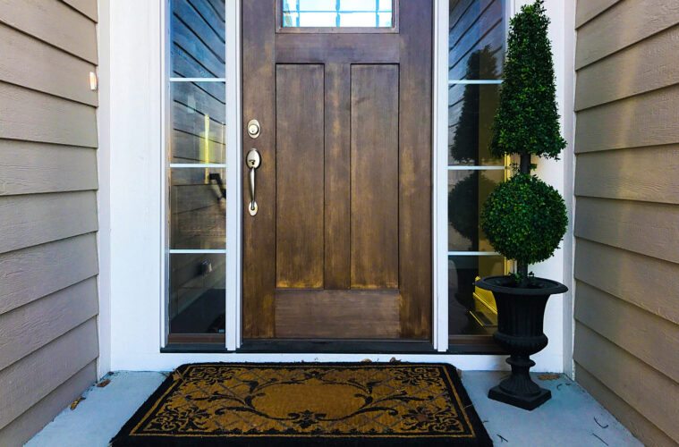 Importance Of The Doors In The Decoration