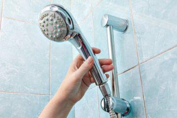 How to Fix a Showerhead