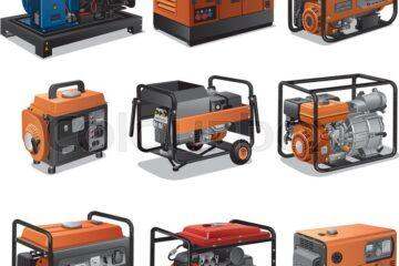 Different Types Of Generators